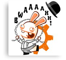 Dim the Rabbit Canvas Print