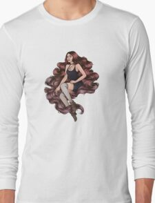 UNTITLED || ScarlettDesigns Long Sleeve T-Shirt