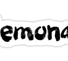 #lemonade Sticker