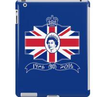 Queen Elizabeth 90th Birthday iPad Case/Skin