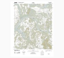 USGS TOPO Map Alabama AL Triana 20110921 TM Kids Tee