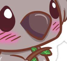 Positive Cute Koala  Sticker