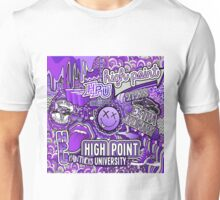 High Point University Collage Unisex T-Shirt