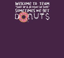 Team Donuts Unisex T-Shirt