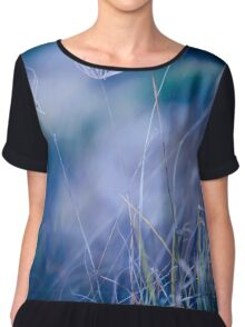 Abstract Beauty Chiffon Top