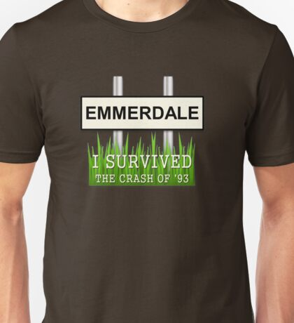 Crash Survivor '93 T-Shirt