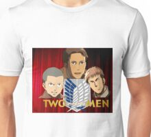 Two and a half scouts Unisex T-Shirt