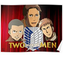 Two and a half scouts Poster