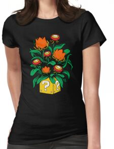 Florem Ignis Womens Fitted T-Shirt