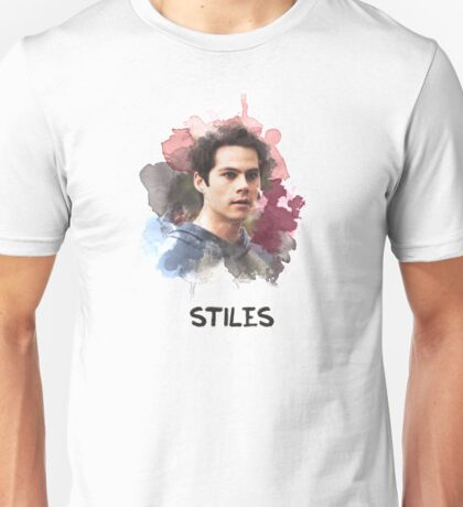 Stiles - Teen Wolf - Canvas Unisex T-Shirt