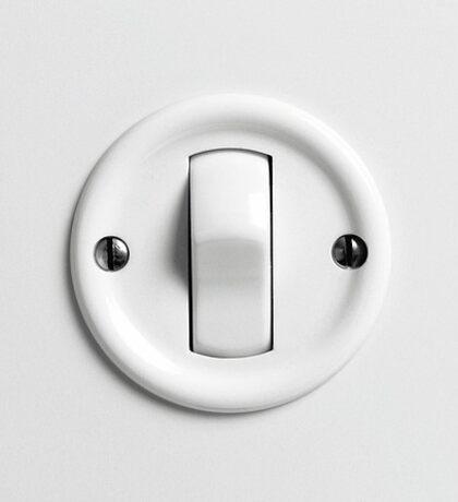 Light switch sticker Sticker