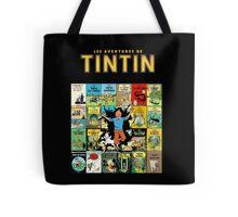 Tintin - Album Walk Tote Bag