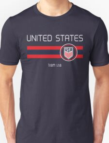 Copa America 2016 - United States (Away Black) T-Shirt