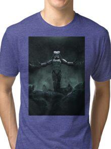 The Yautjatrooper Tri-blend T-Shirt