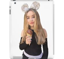 Sabrina Carpenter iPad Case/Skin