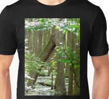 The Marriage Of Two Bald Cypresses Unisex T-Shirt
