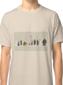 Lord of The Rİngs - Fellowship Classic T-Shirt