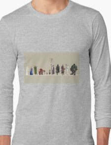 Lord of The Rİngs - Fellowship Long Sleeve T-Shirt