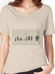 Lord of The Rİngs - Fellowship Women's Relaxed Fit T-Shirt