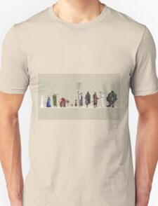 Lord of The Rİngs - Fellowship Unisex T-Shirt