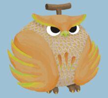Cantowloupe (Cantaloupe Owl) Baby Tee
