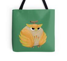 Cantowloupe (Cantaloupe Owl) Tote Bag