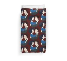 Maybe Prom Night? Maybe Dancing? Duvet Cover