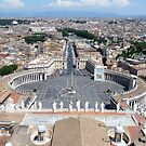 Basilica view of Rome by CiaoBella
