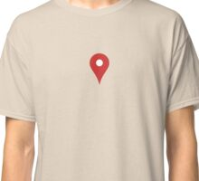 Map Pointer Classic T-Shirt