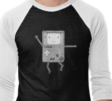 BMO Noire 1989 Men's Baseball ¾ T-Shirt