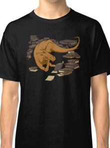 The Book Wyrm Classic T-Shirt
