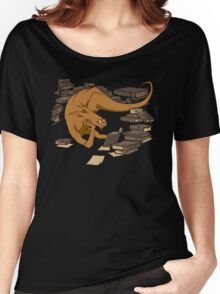 The Book Wyrm Women's Relaxed Fit T-Shirt