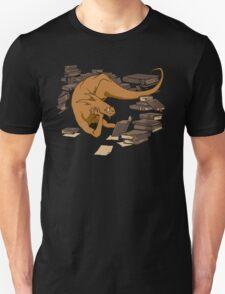 The Book Wyrm Unisex T-Shirt