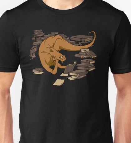 The Book Wyrm Unisex T-Shirt