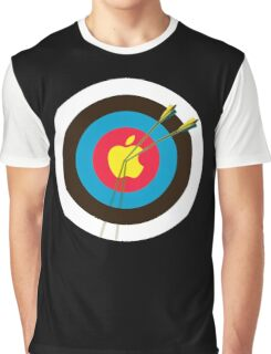 Hit the Apple Graphic T-Shirt