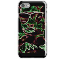 New Jack City - Neon Nino iPhone Case/Skin