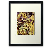Abstract Inpressions Framed Print