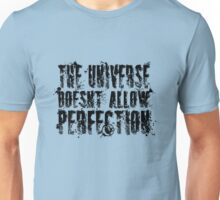 Imperfect Unisex T-Shirt