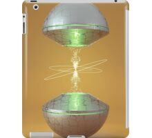 Gamma Rays iPad Case/Skin