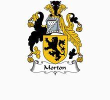 Morton Coat of Arms / Morton Family Crest Unisex T-Shirt