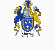 Murray Coat of Arms / Murray Family Crest Unisex T-Shirt