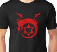 Fullmetal Alchemist Homunculus Symbol Unisex T-Shirt