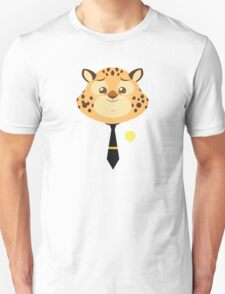 Stylized-ghepard-Clawhauser Unisex T-Shirt