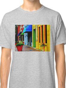 Marietta Square - awnings Classic T-Shirt