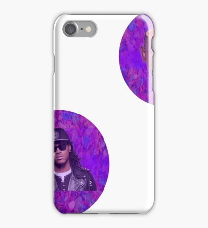 future and kendrick lamar as fruity pebbles iPhone Case/Skin