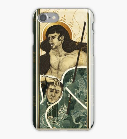 TAKEO- The Betrayed iPhone Case/Skin