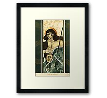 TAKEO- The Betrayed Framed Print