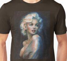 MM  WW blue Unisex T-Shirt