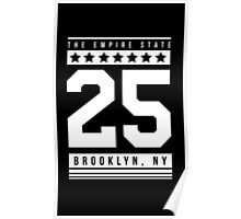 Brooklyn, NY - The Empire State Poster