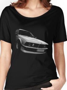 bmw m6, classic car Women's Relaxed Fit T-Shirt